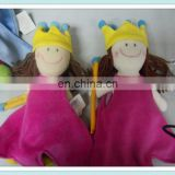 customize cartoon doll plush toys for kids