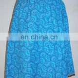 sexy cotton skirt hand print wholesale price