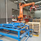 Robot Wood Pallet Making Machinery