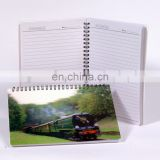 lenticular manufacturer notebook spiral wire with high quality