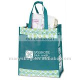 Jumbo Laminated PET Grocery Tote
