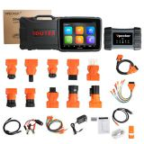 XTUNER Vpecker T2 Truck Scanner Heavy Duty Diagnostic Tools