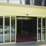 TELESCOPIC AUTOMATIC DOOR