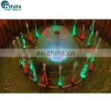 Water dancing fountain use stainless steel jumping jet fountain nozzle waterfall fountain nozzle
