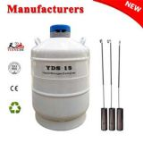 China liquid nitrogen dewar 15L with cover price in TW