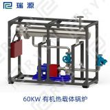 electric thermal oil heater heat transfer oil heater for chemical industry