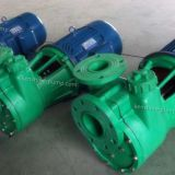 FPZ polypropylene self priming anticorrosion centrifugal pump