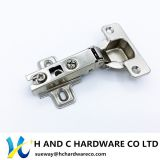 Concealed Hinge, Slide on Hinge Two Way