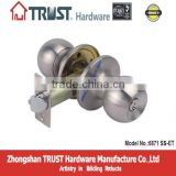 Grade 3 Popular Tubular 5 Pin main door lock