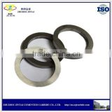 High wear resistance felt ring seal long life circle