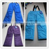 Top selling promotional waterproof outdoor polyester ski pants,hiking pants,Ski trousers