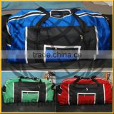 Weekend Duffel Travel Bag / custom high quality soccer sport team travel bag / Durable Tote Traveling Bag