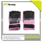 Popular custom made logo glitter boxing gloves women