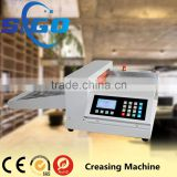 SG-328 manual paper perforating machine electric creasing machine                                                                         Quality Choice