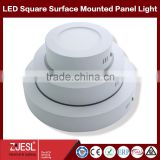 New Item Surface mounted led panel light 6W LED projector round led panel light                                                                         Quality Choice
