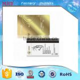 MDC106 CMYK Printing Hico Magnetic Strip RFID ID Card with TK4100 Chip                                                                         Quality Choice