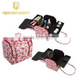 Cheap travel cosmetic bag women toiletry bag professional cosmetic makeup bag latest design girls top