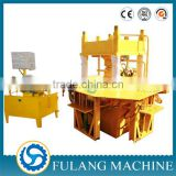FUALNG MACHINE FL150T Hydraulic manual stone chips paving block making machine price paver block machine