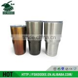 2016 Hot sale good quality vacuum cup 30OZ without seems inner hot insulated household supplier BSCI