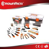 78pcs screwdriver with plastic handle/repairing tool set