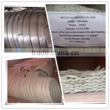INQUIRY about Galvanized Oval Steel Wire/ oval steel wire /oval wire