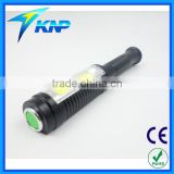 250 lumen Flashlight COB Magnetic Worklight Super Bright Aluminum Flashlight