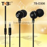 New Style headphone cool in-ear stereo earphone&earbud,metal earphone,jack for earphone jewel dust plug