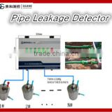 oil pipeline equipment laekage detction for safety control