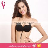 OEM Customized Cloth Silicone Mango Invisible Breast Lift Sexy Girl Bra