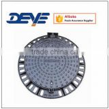 Manhole Cover Cast iron or Ductile Iron