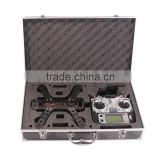 professional Aluminum Carrying Case Box with Customed Foam for QAV250 H250 FPV Racing Quadcopter etc