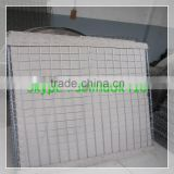 China Alibaba best-selling galvanized hesco container /barrier/fence/stone cage high security hesco barrier for sale