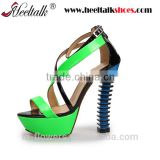Customized fashion design brazil sandals