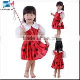 Carnival fancy princess dress cosplay