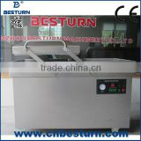 Double Chamber Vacuum packaging machine DZ-500/2SB for peanut, pork,beef,sea food,tuna fish