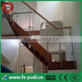 stainless steel indoor stair railings for building project