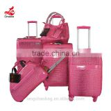Colorful Personalized Trolley Business Suitcase Luggage Sets 3 Piece Trolley Luggage Set                                                                         Quality Choice