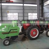 Latest technology PTO mini hay staw baler compactor press machine with CE