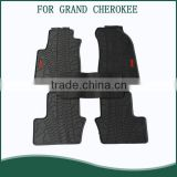 Hot Sale Easy Clean Anti Skid PVC Rubber Auto Car Floor Mats For JEEP GRAND CHEROKEE