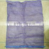 Hot sale leno sack leno mesh bags for potatos and onions storage use