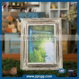 "Wholesale Poster Board 16"" x 20"" Wood Effect Aluminum Easy Open Front Load Snap Frame Poster Holder"