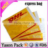 Yason hot courier bags courier poly bag biodegradable plastic courier mail bag for clothes