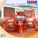 Tractor amounted 2 rows sugarcane planter/sugarcane seed planting machine with ISO9001,CE certificates