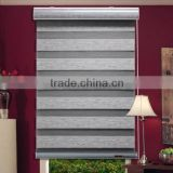 bautiful Decorative Double Layer Day and Night Zebra Roller Blinds                                                                         Quality Choice