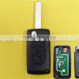 High Quality Remote Key for 3 Button CITROEN BERLINGO XSARA PICASSO Transponder Chip ID46 433Mhz(CE0536 with trunk button)
