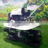 China Tennma machinery agrikola tractor rotary plow used in rice paddy soil mixer for sale
