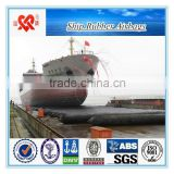 Made in China used for boat hoisting ship rubber airbags
