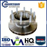 2992291 Hot Sale Volvo Truck Parts Brake Disc 8 Hole