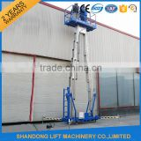 aluminium extension ladder of 8m