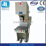 Meili Y41-10T c-type hydraulic vinyl heat press machinehigh quality low price